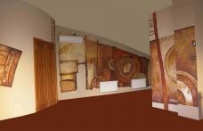 Примеры работ по дизайну стен
