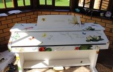 Роспись и декорирование мебели
