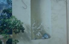 Роспись интерьера с аркой